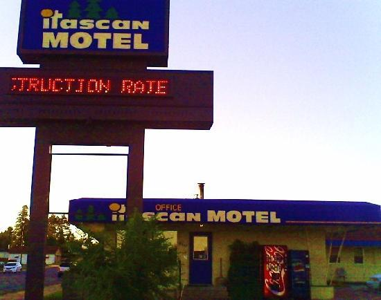 The Itascan Motel: Where people stay by choice...not by chance.