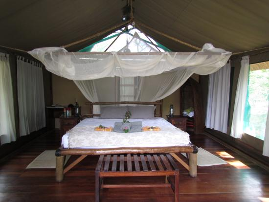 Central African Wilderness Safaris Mvuu Lodge