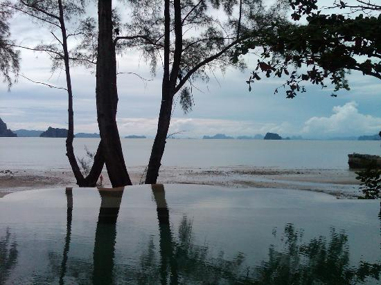 Phulay Bay, A Ritz Carlton Reserve: Room with a view
