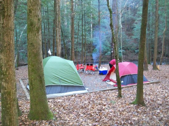Boggs Creek Campground