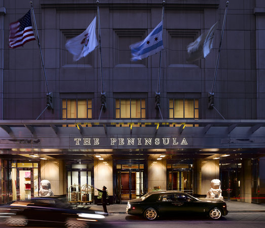 Welcome to The Peninsula Chicago