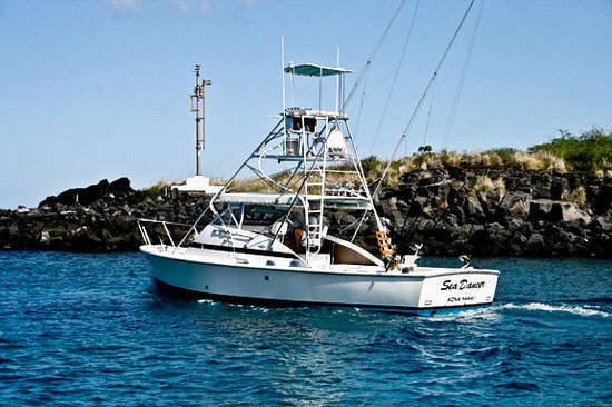 Sea dancer kailua kona hi hours address reviews for Kona fishing charters