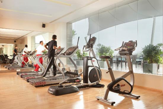 Holiday Inn Cochin: Health Club