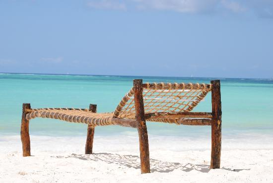 Diamonds Dream of Zanzibar: the beach