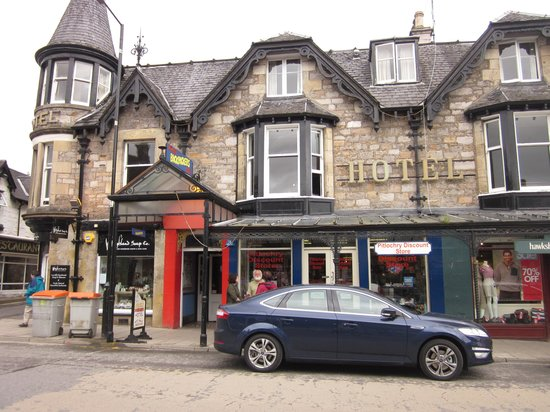 ‪Pitlochry Backpackers Hotel‬