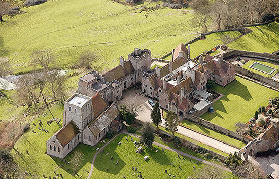 Photo of Lympne Castle Cottages