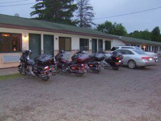 Brule River Motel and Campground