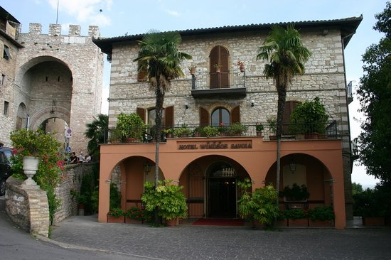 L'Hotel Windsor Savoia di Assisi