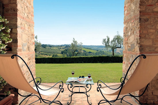 Il Borgo di Villa Bossi-Pucci: Beautiful Valley Views