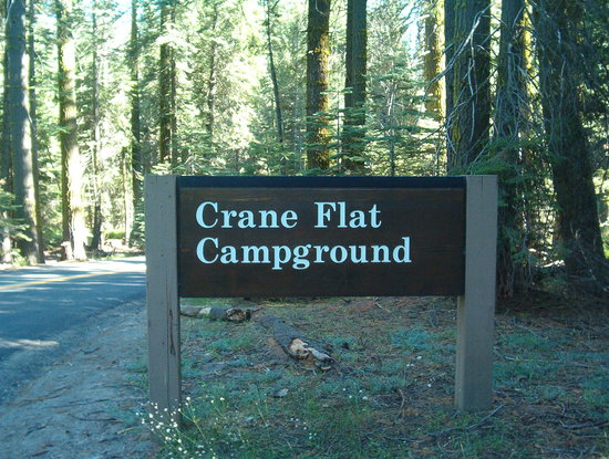 Crane Flat Campground