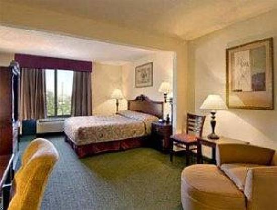 Wingate by Wyndham Savannah Airport: interior of room