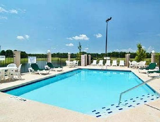Wingate by Wyndham Savannah Airport: pool