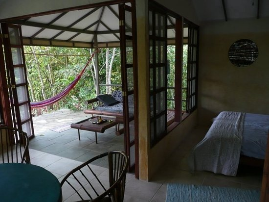 Jungle Joy Retreat: Guest house