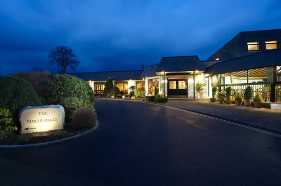 Burrendale hotel country club spa newcastle northern - Cheap hotels in ireland with swimming pool ...