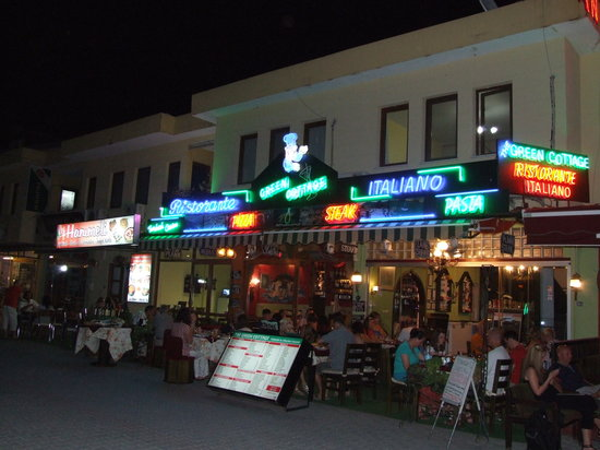 Green Cottage Restaurant Reviews, Dalyan