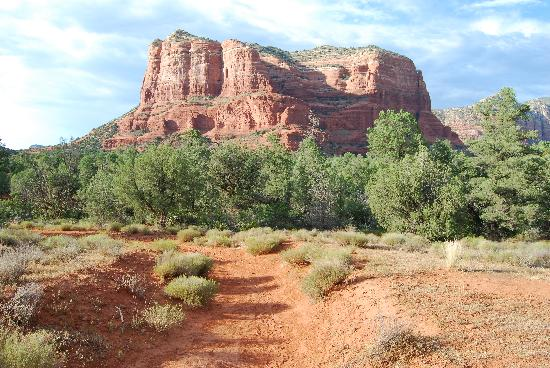 Ridge on Sedona Golf Resort: Bell Rock Pathway