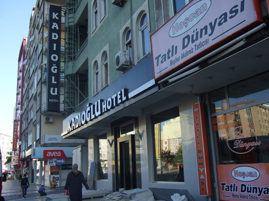 Photo of Kadioglu Hotel Kayseri