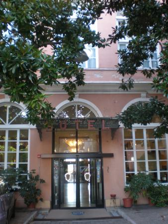 Photo of Grand Hotel Mediterranee Genoa