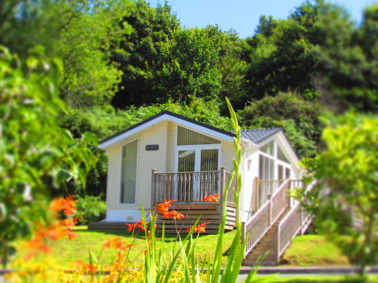 Hele Valley Holiday Park: Superb Accommodation