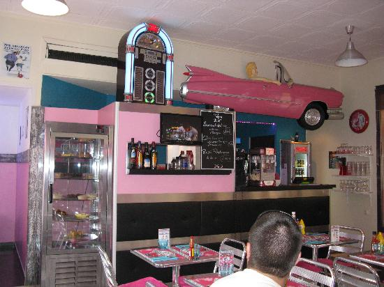 D co int rieure photo de fonzie american diner amneville tripadvisor - Forum deco interieure ...