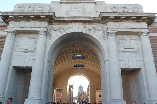 Poorthuis: Menin Gate