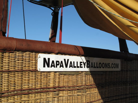 Napa Valley Balloons, Inc. Photo