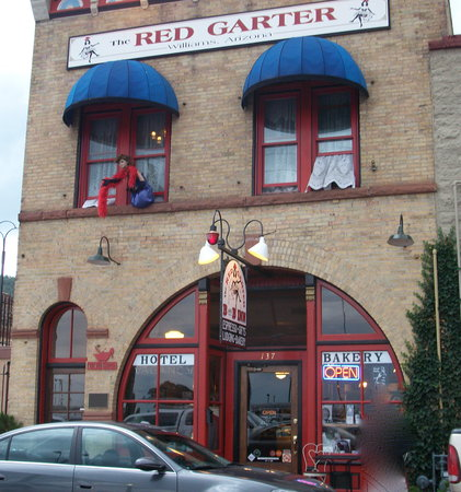 The Red Garter Inn