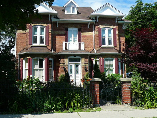 Joseph Lawrence House