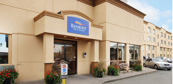 Baymont Inn &amp; Suites: Exterior
