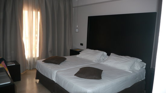 Fernando III Sercotel: chambre