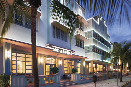 Hilton Grand Vacations Club at South Beach: Entrance
