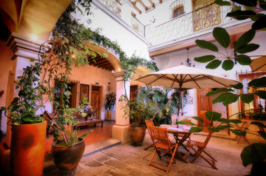 Photo of Hotel Los Pilares Hostal Oaxaca