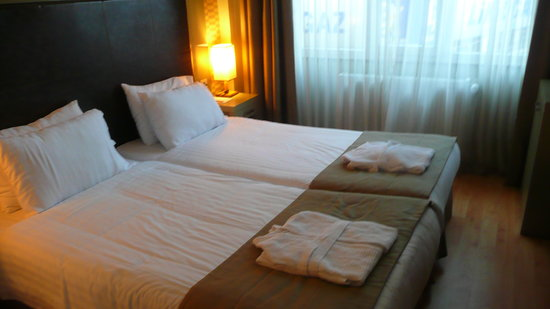 Hotellino Istanbul: Comfortable beds