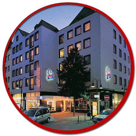 CityClass Hotel Residence am Dom : Auenansicht 