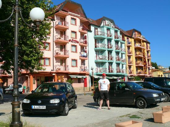 Pomorie accommodation