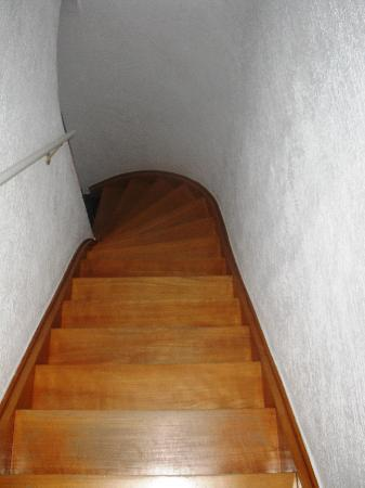 Ad Libitum: stairs can be a little tricky at night