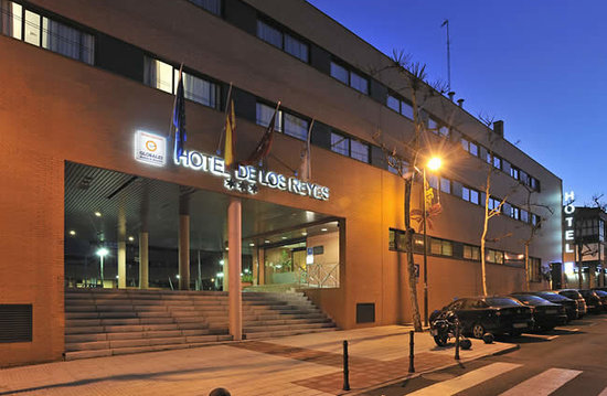 Globales Hotel de los Reyes