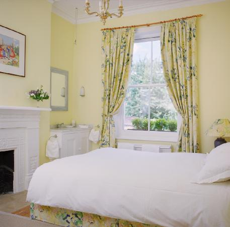 Mountview Guesthouse: double room
