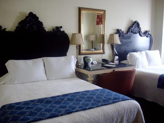 French Quarter Inn: Comfy beds