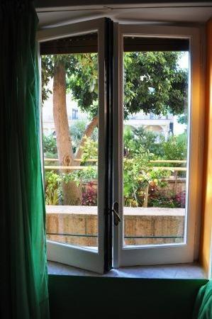 Casa Dominova Bed and Breakfast: View from our window
