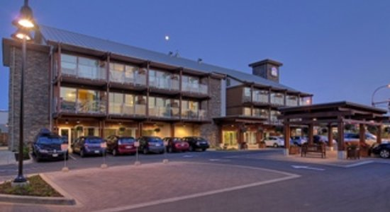 BEST WESTERN PLUS The Westerly Hotel & Convention Centre