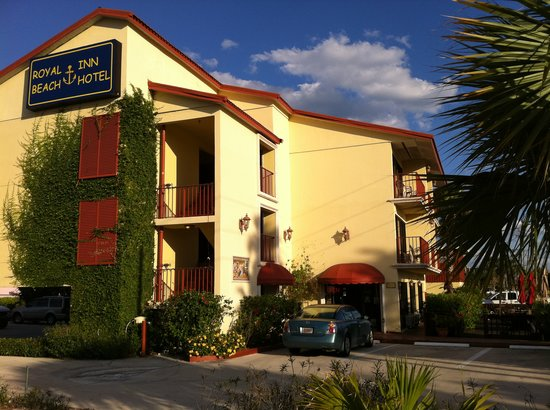 Royal Inn Beach Hotel: Royal Inn Beach Hutchinson Island
