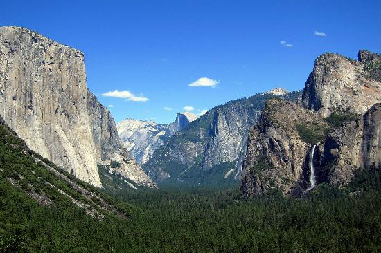 Photos of Tunnel View, Yosemite National Park