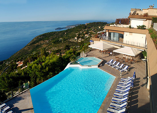 Hotel les terrasses d 39 eze france hotel reviews for Piscine in french