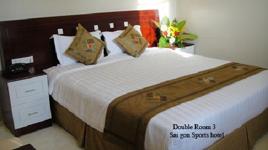 Saigon Sports Hotel: Double Room