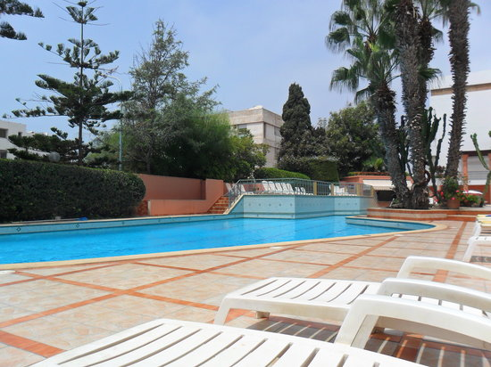 Hotel Kamal: The Pool