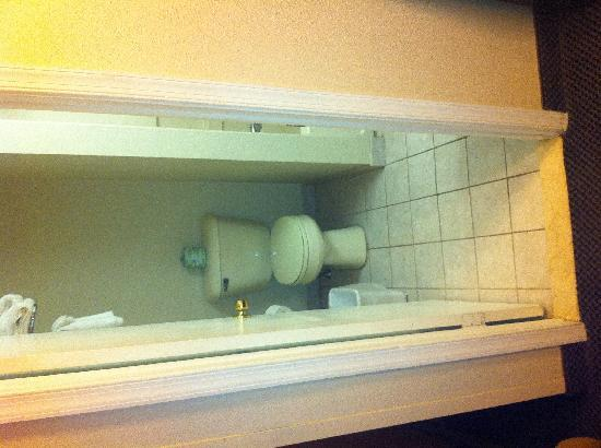 Quality Inn & Suites Millville: Bathroom
