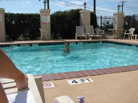 Comfort Suites Waco: pool