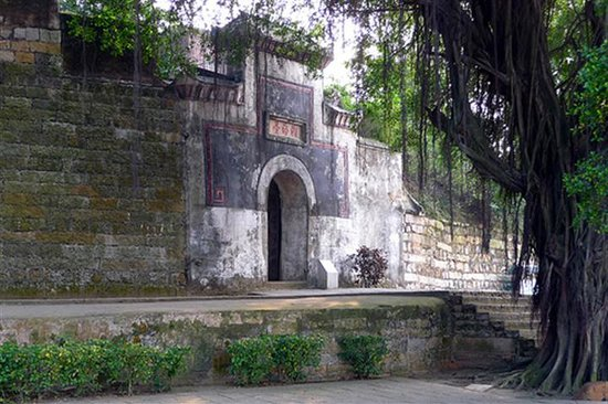 Shajiao Fort