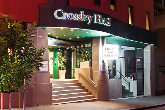 ‪The Crossley Hotel‬